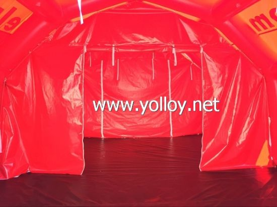Mobile Inflatable Emergency Medical Tent pictures & photos
