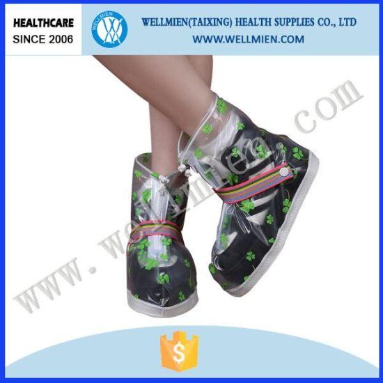 Customized PVC Rain Shoe Cover