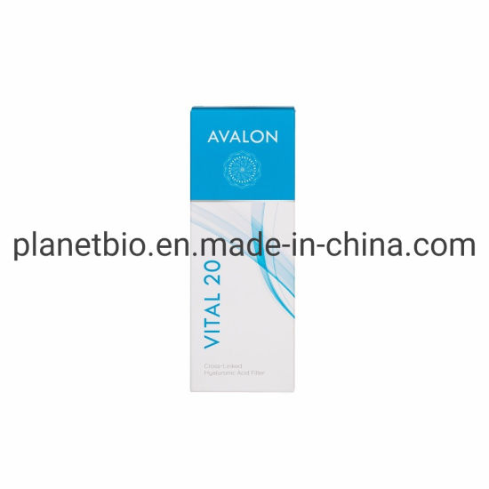 Korea′s Best-Selling Products Ha Filler Avalon Vital 20