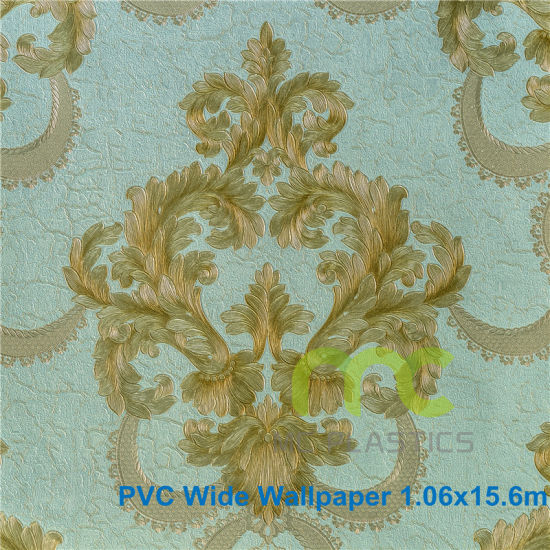 Factory New Design PVC Wallpaper pictures & photos