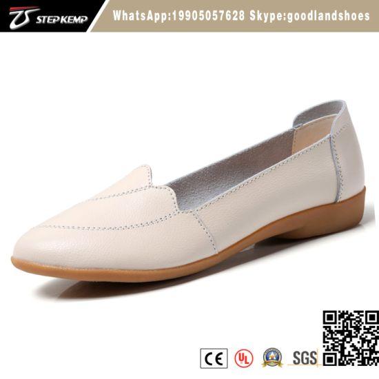 Fashion Low Heel Loafers Women Pointed Toe Pumps Elegant