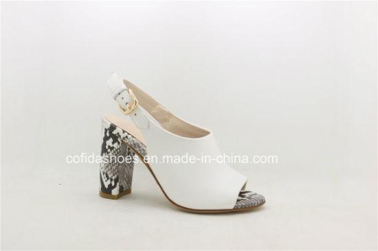086d762ca9485 China Fashion Comfort High Heels Fishmouth Women Shoe - China Lady ...