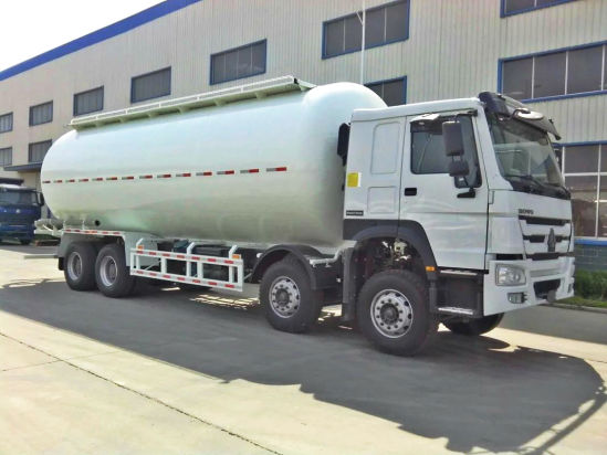 Hot Sale! 40m3 Bulk Cement Tank Truck pictures & photos