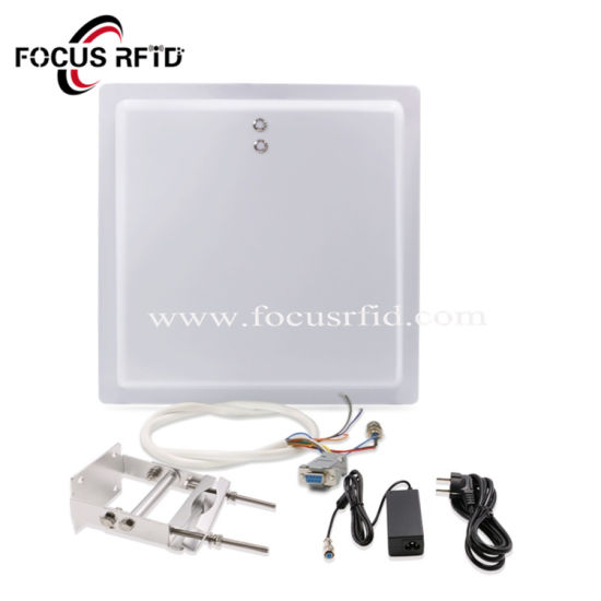 UHF Access Control RFID Reader with Long Reading Distanc 20 M TCP/IP