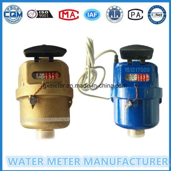 China Magnet Stop Volumetric Measure Sensus Water Activity