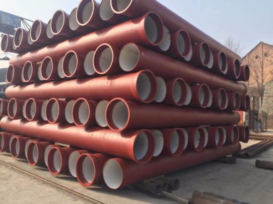 En545 Ductile Iron Pipe Class C for Water Supply with ISO pictures & photos