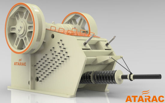 China Slag Recycling Jaw Crusher Machine pictures & photos
