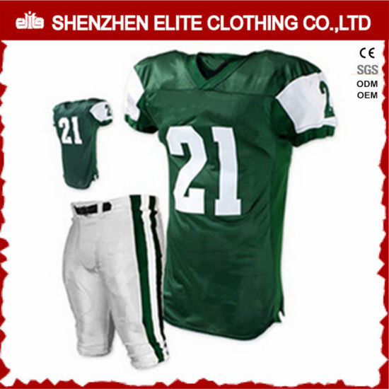 7d642318200 Wholesale Cheap Professional Team Custom Made American Football Uniforms  (ELTAFJ-83) pictures &