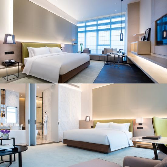 . 2019 New Design Luxury Modern King Size Hotel Bedroom Furniture  GLBS 0001