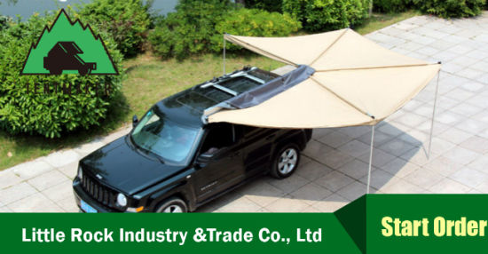 Customized Model Waterproof Offroad 4X4 Side Retractable Car Awning Roof Tent For Jimny Parts