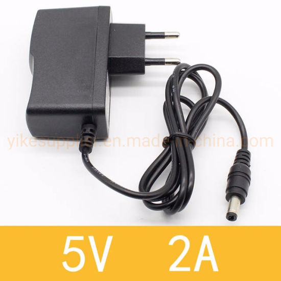 AC 110V-240V To DC 5V 1A Electric Voltage Switching Power Adapter