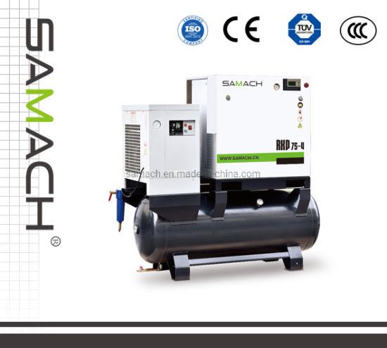 Screw Compressor Four in One Air Compressor