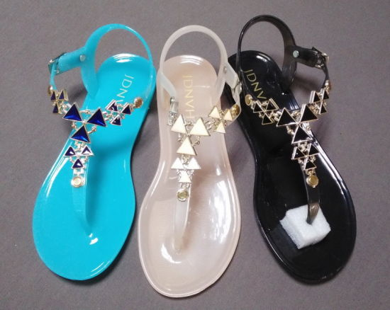 New Jelly Shoes Women Sandal