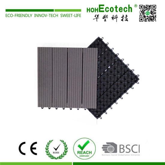 eco friendly diy deck. Interlocking Wooden Composite Plastic Base DIY Deck Tile Eco Friendly Diy