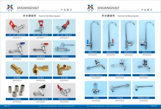 China Brass Parts Water Boiler Accessories - China Brass Parts ...