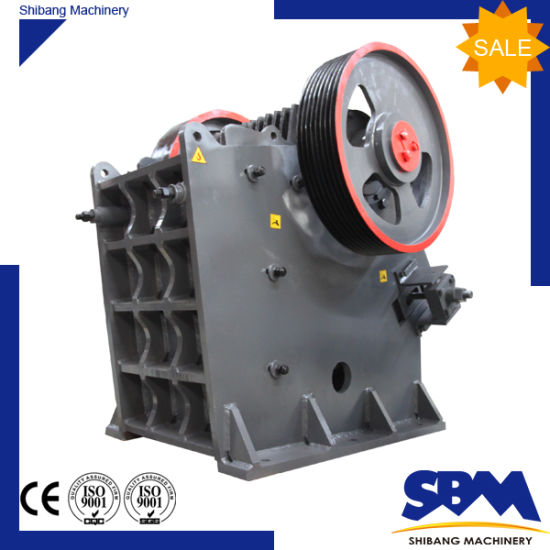 Sbm Hot Sale Crushing Machines, Gold Ore Crushing Plant pictures & photos