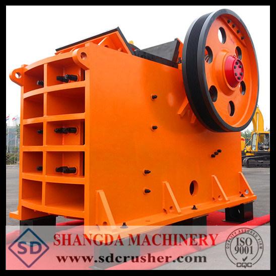 Mineral Machinery/Jaw Crusher Machine
