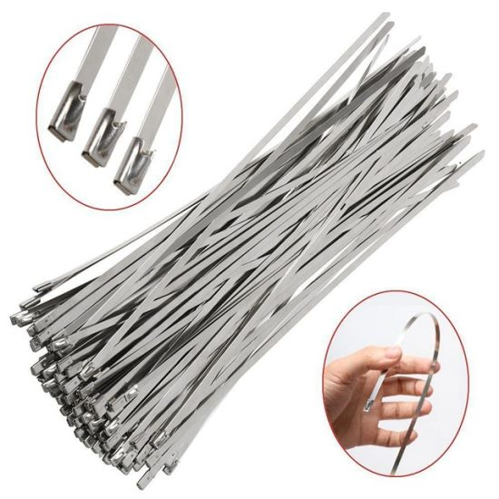 "Stainless Steel 12"" Cable Tie pictures & photos"