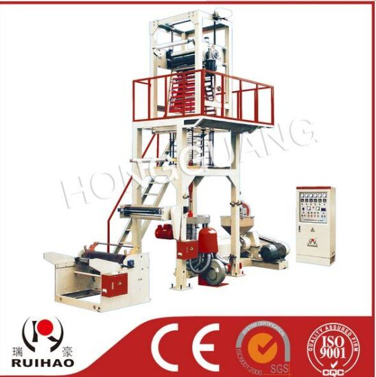 HDPE High Speed Film Blowing Machine (SD-A) pictures & photos