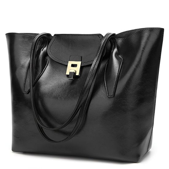 New Arrived 2018 PU Leather Designer Shoulder Bag Women Business Bag Fashion Handbag Lady Hand Bag Ladies Hand Bags (WDL0313) pictures & photos