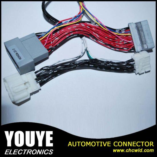 China OEM ODM 28 Pin Auto Window Painless Wire Harness