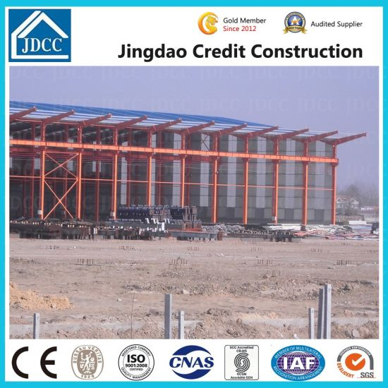 Prefabricated Steel Structure Warehouse, Metal Building, Industrial Hall pictures & photos