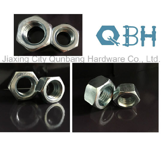 Hex Nuts (JIS B1181 M5-M90 Cl. 6/8/10) pictures & photos