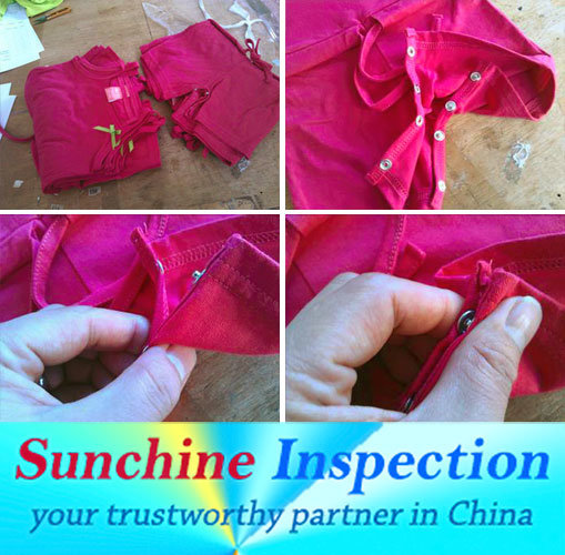 Baby Clothes Quality Inspection /Pre-Shipment Inspection / Container Loading Inspection pictures & photos