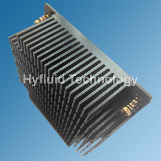 BGA Heatsinks, Cross Cut Fins pictures & photos