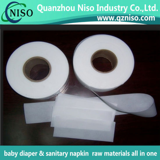 2018 New Design Silicone Coated Release Paper for Sanitary Napkin
