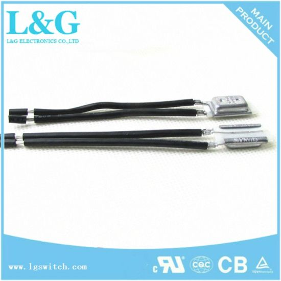 Big Power Heating Appliance Parts 17ami Thermal Protector 20A Normally Closed Temperature Fuse
