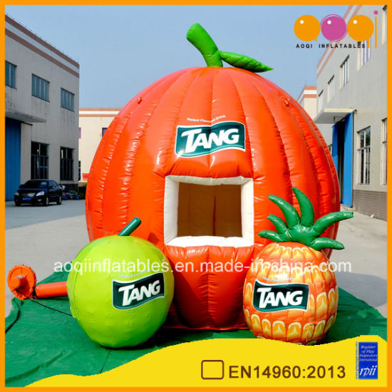 Inflatable Fruit Exhibition Booth Tent & China Inflatable Fruit Exhibition Booth Tent - China Tent ...