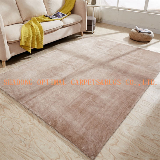 Mat Anti Slip Shaggy Kids Room Carpets