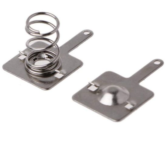 Metal Battery Spring Plate Set for AA AAA Positive Negative Contact pictures & photos
