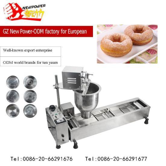China Auto Donut Machine Mini Donut Machine Doughnut Machine China