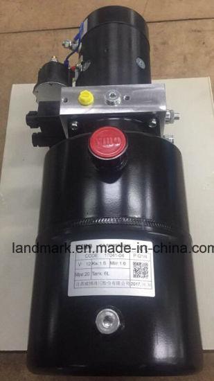 Wireless Control Hydraulic Power Units for Trailers