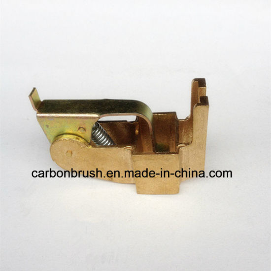 Sourcing Manufacturer Copper Carbon Brush Holder pictures & photos