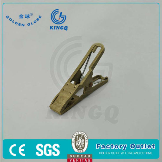 Kingq Welding Accessory Italy 300A Type Earth Clamp with Ce pictures & photos