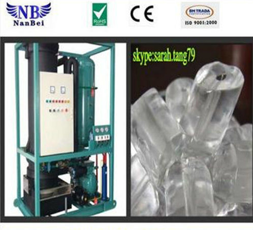 20000kg /24h Commercial Tube Ice Maker Machine pictures & photos