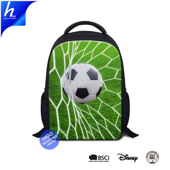 China Ergonomic Kindergarten Backpack Kids School Bag Little Boys