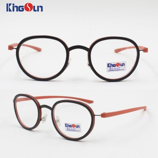 China Kid′s Tr90 Mix Metal Frame with Slim Temple Optical - China ...