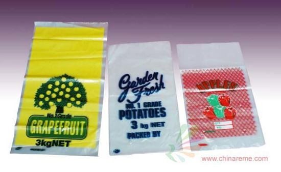 High Quality Printed PE Fruit Bag pictures & photos