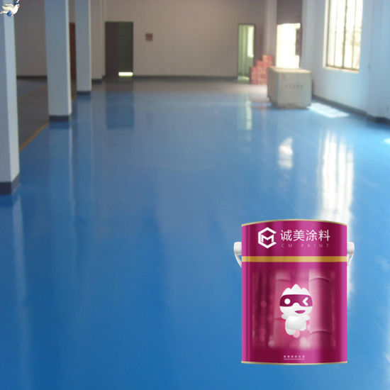 Liquid Rubber Paint Epoxy Floor
