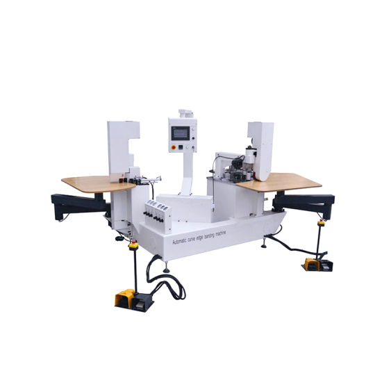 Ce Certification Automatic Curve Edge Banding Machine
