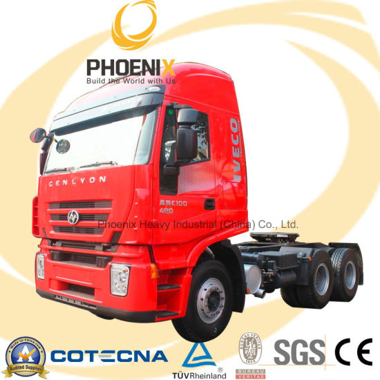 High Quality Saic Iveco Hongyan C100 480HP 6X4 Tractor Truck Head