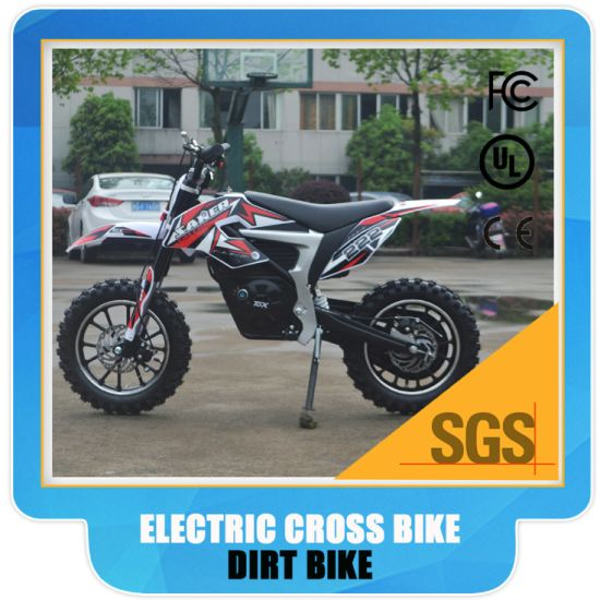 Electric Cross Dirtbike pictures & photos