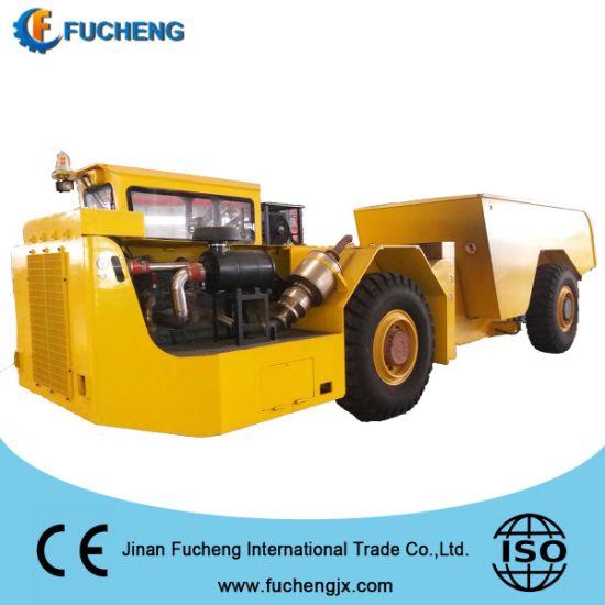20 tons underground mining dumper/dump trucks with DEUTZ engine