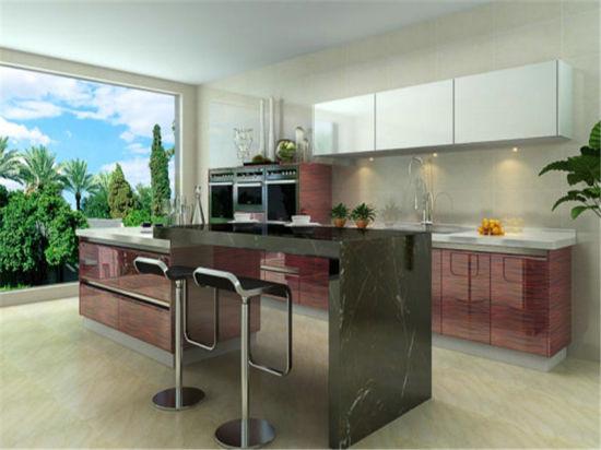 China Buy Metal Kitchen Cabinets Kitchen Furniture ...