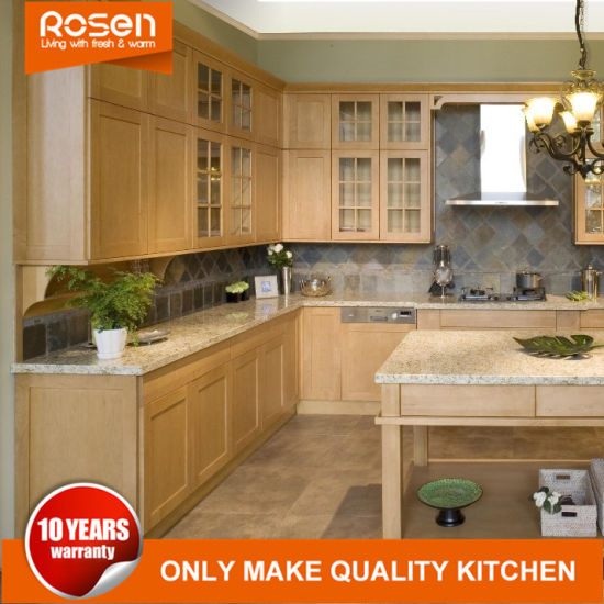 Purchase Modern Style Solid Wood Kitchen Cabinets Furniture From Factory China Rta Solid Wood Kitchen Cabinet Cupboard Made In China Com