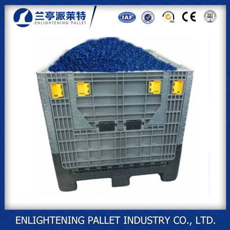 Hot Sale Large Collapsible Plastic Bulk Container for Sale